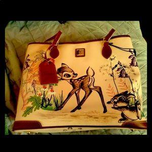 NWT dooney and bourke Disney Bambi